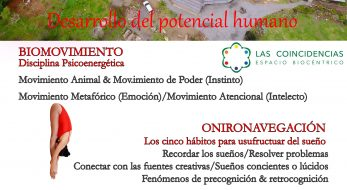 Taller movimiento integrador 10,11 y 12 de abril
