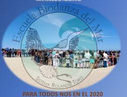 FORMACION PROFESIONAL PARA FACILITADORES DE BIODANZA 2020