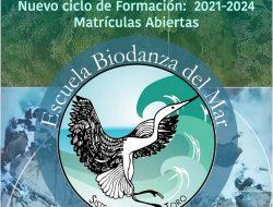 ESCUELA DE BIODANZA DEL MAR, formación 2021-2024